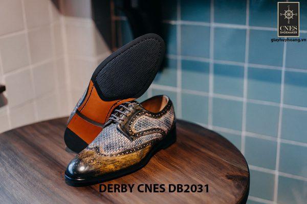 Giày da nam cao cấp Derby CNES DB2031 003