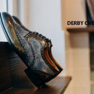 Giày da nam cao cấp Derby CNES DB2031 002