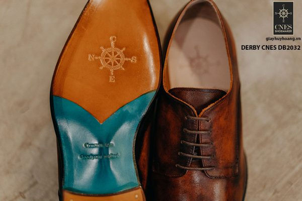 Giày da nam chính hãng Derby CNES DB2032 004