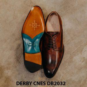 Giày da nam chính hãng Derby CNES DB2032 003