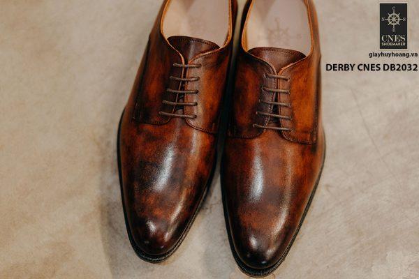 Giày da nam chính hãng Derby CNES DB2032 002