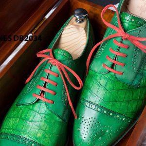 Giày da nam cao cấp Derby CNES DB2034 005