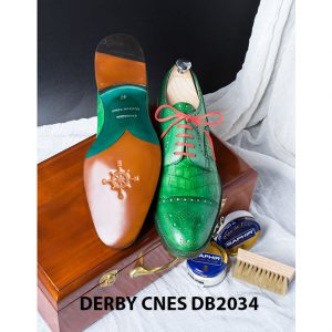 Giày da nam cao cấp Derby CNES DB2034 003