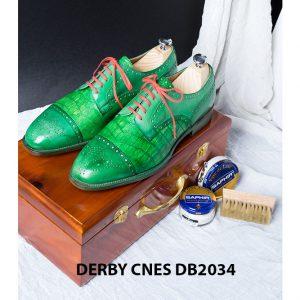 Giày da nam cao cấp Derby CNES DB2034 001