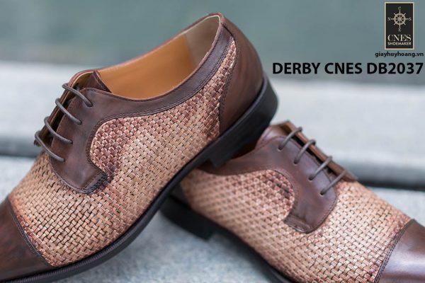 Giày da nam cao cấp Derby CNES DB2037 003
