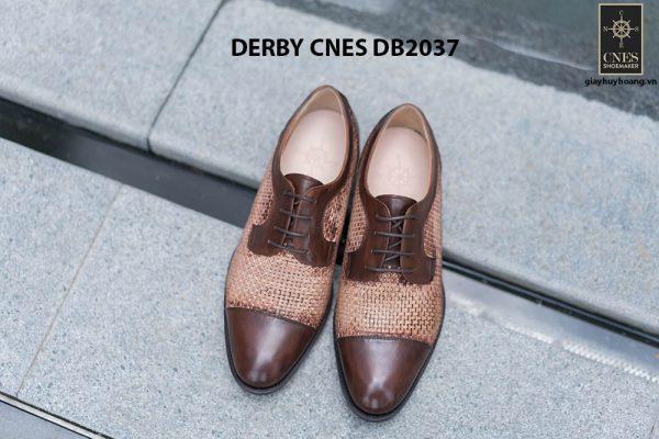 Giày da nam cao cấp Derby CNES DB2037 001