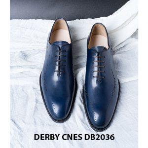 Giày da nam da bê đẹp Derby CNES DB2036 0032