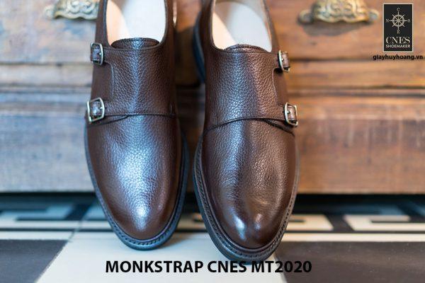 Giày tây nam cao cấp Monkstrap CNES MT2020 003