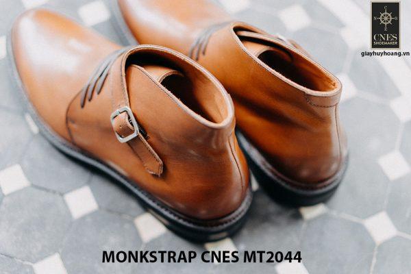 Giày da nam sang trọng Monkstrap CNES MT2044 004
