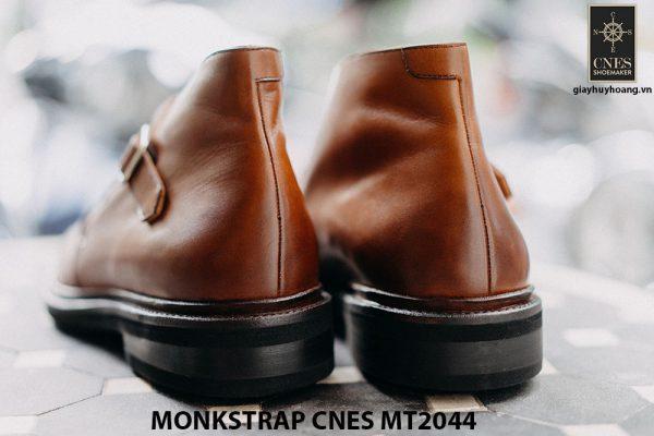 Giày da nam sang trọng Monkstrap CNES MT2044 003