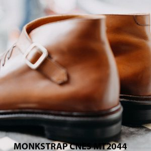 Giày da nam sang trọng Monkstrap CNES MT2044 002