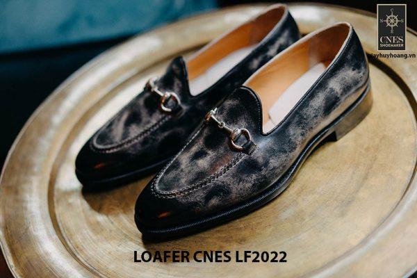 Giày lười nam cao cấp Loafer CNES LF2022 001
