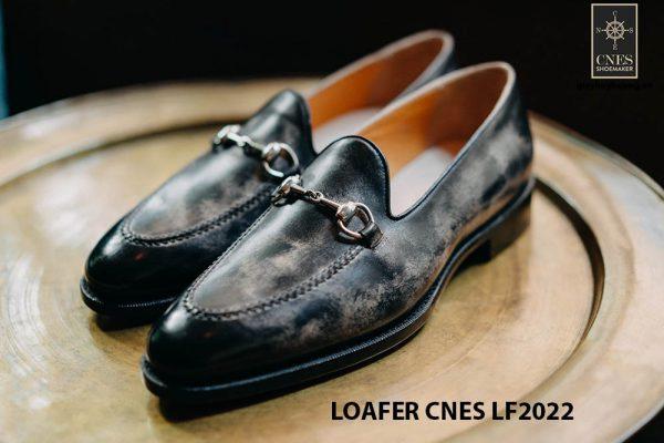 Giày lười nam cao cấp Loafer CNES LF2022 003