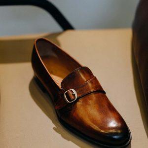 Giày lười nam chính hãng Loafer CNES LF2023 005