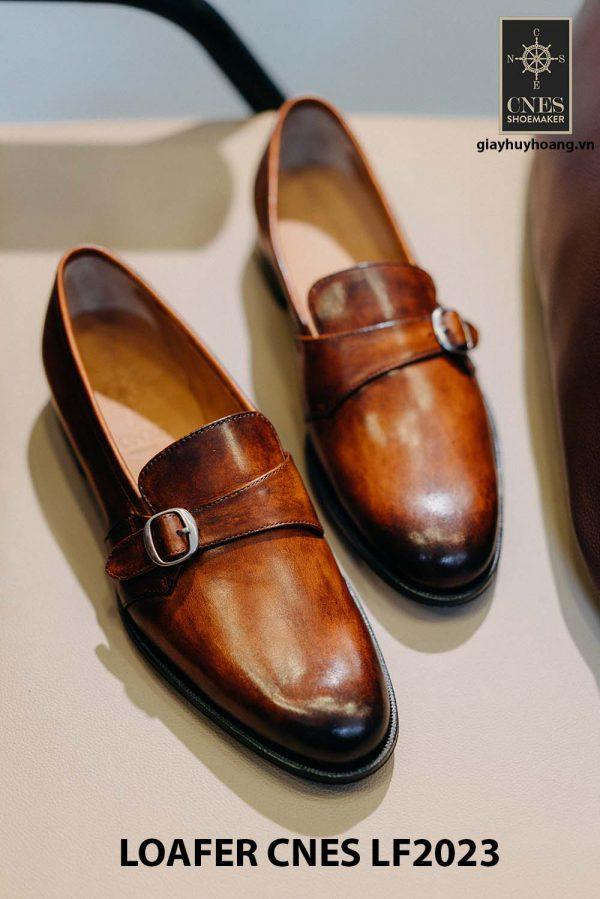 Giày lười nam chính hãng Loafer CNES LF2023 003