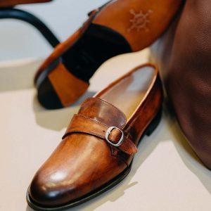 Giày lười nam chính hãng Loafer CNES LF2023 002