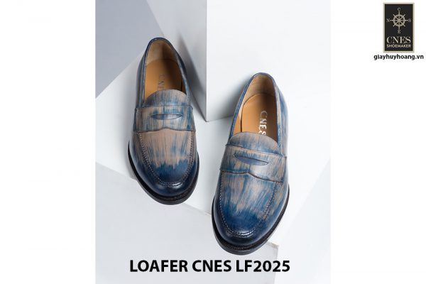 Giày lười nam công sở Loafer CNES LF2025 001