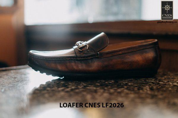 Giày mọi nam hàng hiệu Loafer CNES LF2026 004