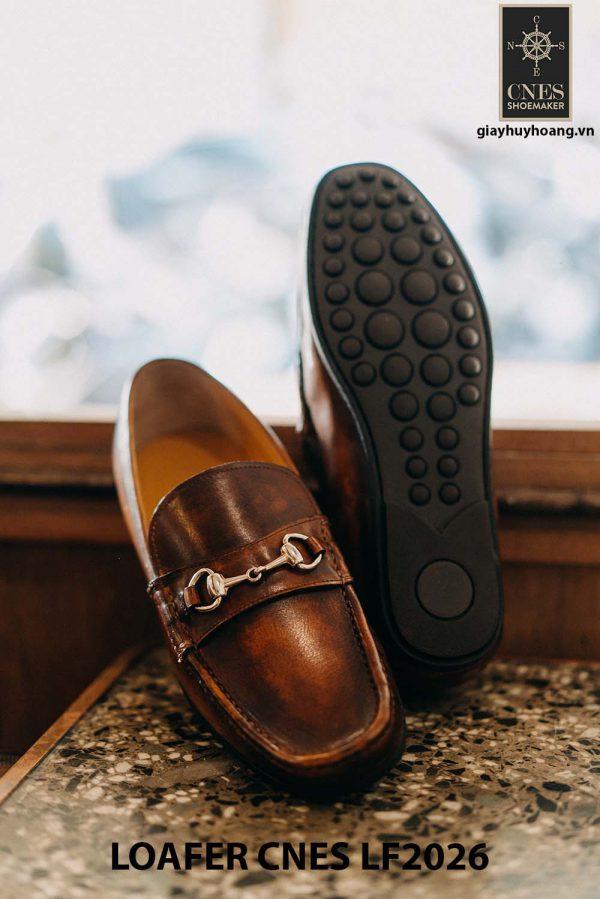 Giày mọi nam hàng hiệu Loafer CNES LF2026 003