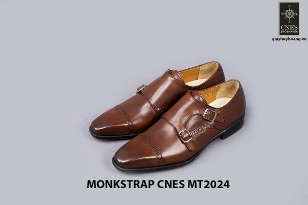 Giày tây nam Monkstrap CNES MT2024 001