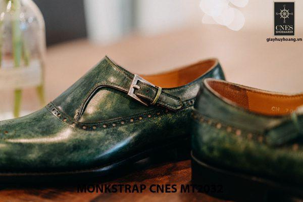 Giày tây nam Monkstrap CNES MT2032 005