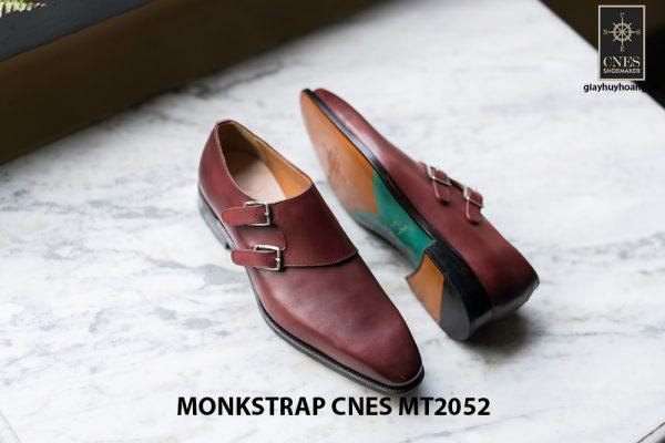 Giày tây nam cao cấp Monkstrap CNES MT2052 005