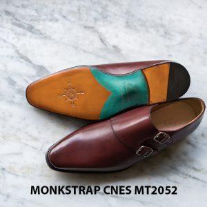 Giày tây nam cao cấp Monkstrap CNES MT2052 004