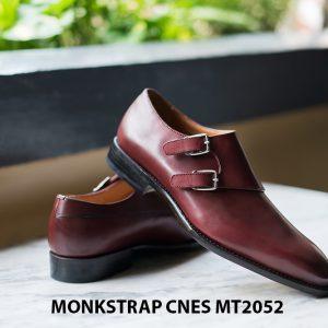 Giày tây nam cao cấp Monkstrap CNES MT2052 003