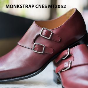 Giày tây nam cao cấp Monkstrap CNES MT2052 002