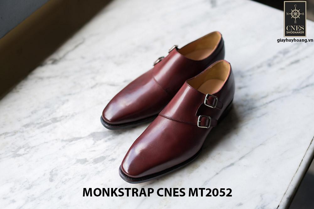 Giày tây nam cao cấp Monkstrap CNES MT2052 001