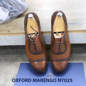 Giày tây da nam cao cấp Oxford Marengo NY025 006
