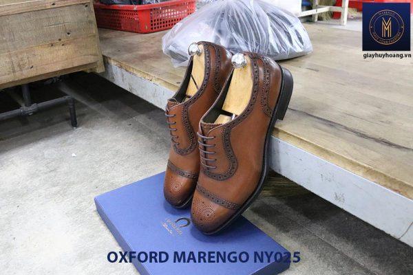 Giày tây da nam cao cấp Oxford Marengo NY025 005