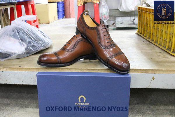 Giày tây da nam cao cấp Oxford Marengo NY025 004