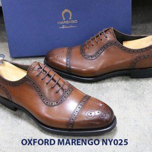 Giày tây da nam cao cấp Oxford Marengo NY025 001