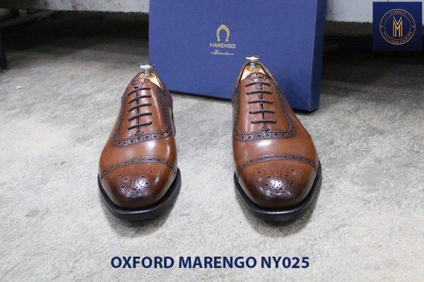 Giày tây da nam cao cấp Oxford Marengo NY025 002