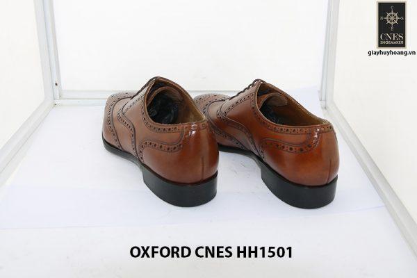 Giày tây nam Full Brogues Oxford CNES HH15101 005