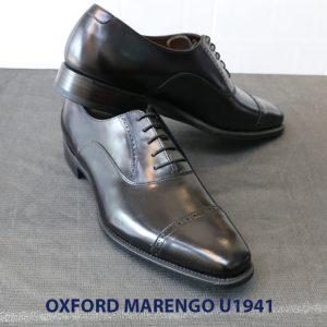 Giày da nam Captoe Oxford Marengo U1941 006
