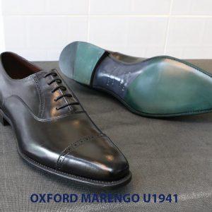 Giày da nam Captoe Oxford Marengo U1941 005