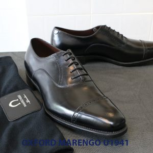 Giày da nam Captoe Oxford Marengo U1941 003