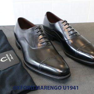 Giày da nam Captoe Oxford Marengo U1941 001