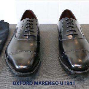 Giày da nam Captoe Oxford Marengo U1941 002