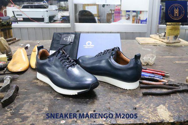 Giày da nam thời trang Sneaker Marengo M2005 006