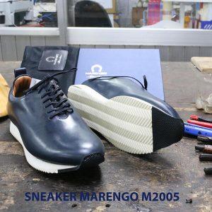 Giày da nam thời trang Sneaker Marengo M2005 005