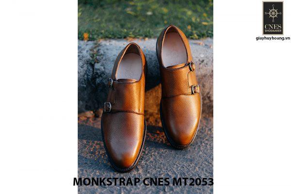 Giày tây nam thủ công Monkstrap CNES MT2053 005