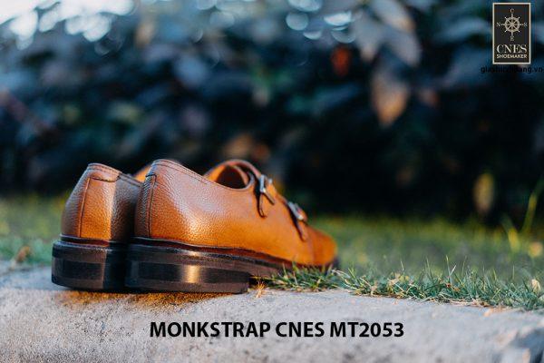 Giày tây nam thủ công Monkstrap CNES MT2053 002