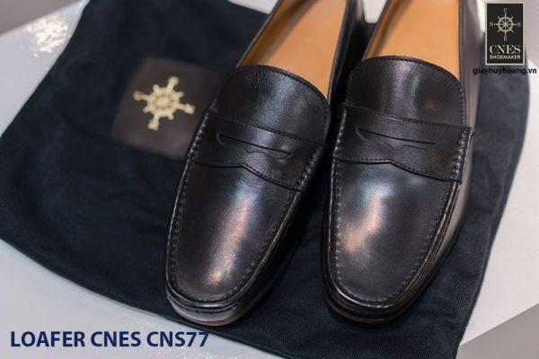 Giày lười nam chính hãng Loafer CNES CNS77 001