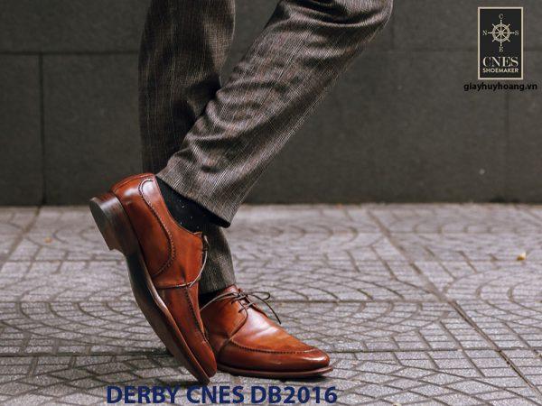 Giày tây nam Derby CNES DB2016 001