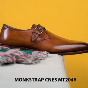 Giày tây nam chính hãng Monkstrap CNES MT2046 001
