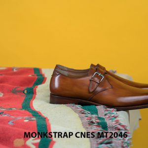 Giày tây nam chính hãng Monkstrap CNES MT2046 005
