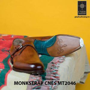 Giày tây nam chính hãng Monkstrap CNES MT2046 004